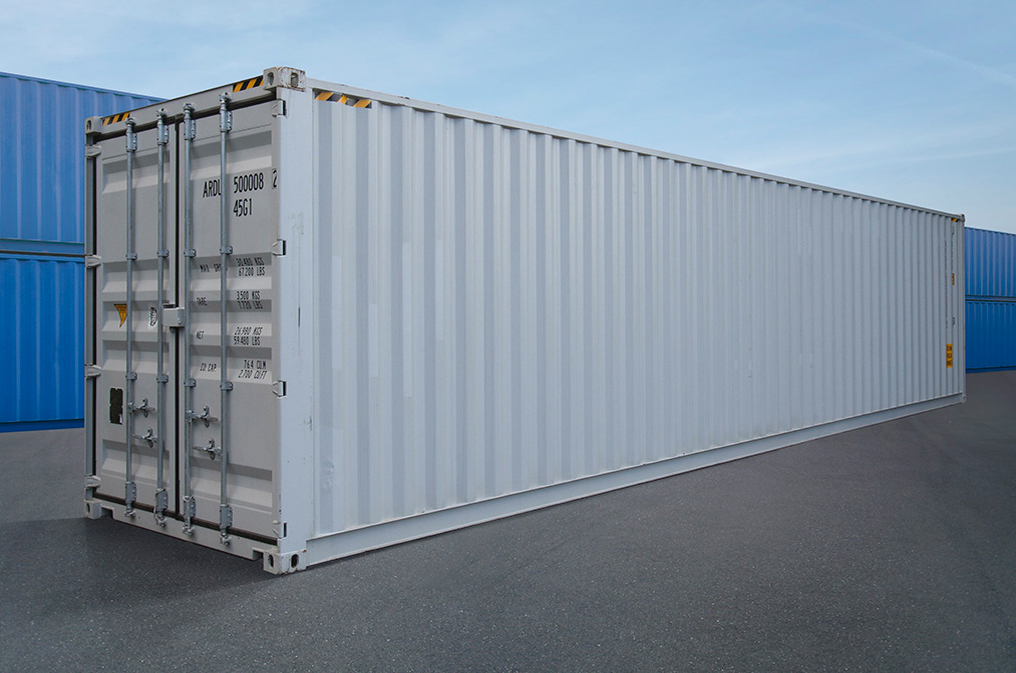 container 40 hight cube