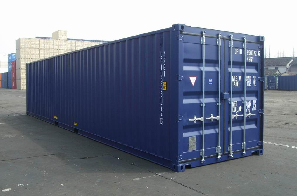 container 40 standard marfa