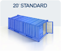 container transport marfa china 20 standard